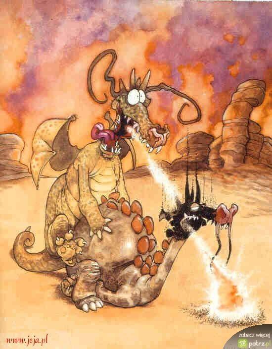 16+ Буйство драконов / Dragons Rioting (1 том 8.
