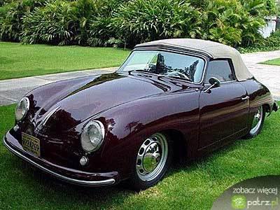 Porsche 356: Фото 10.