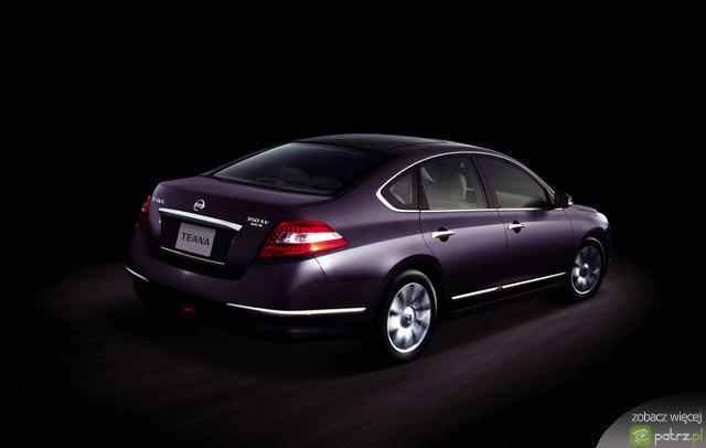 Nissan teana 350xv фото
