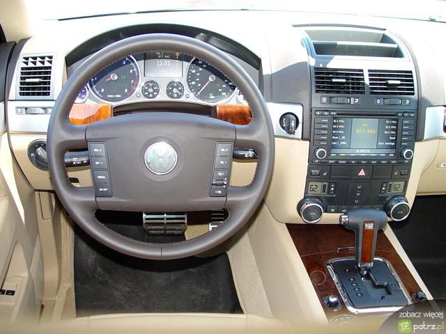 Volkswagen Touareg Interior Pictures…