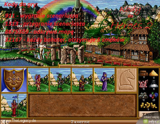 Sis игра Heroes of Might and Magic II скачать на Symbian, бесплатная sis иг