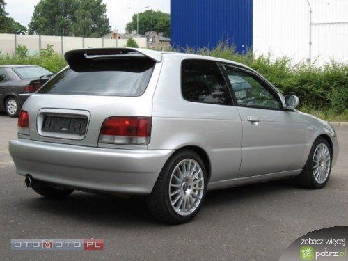 Suzuki Baleno 13 GL Hatchback 1999